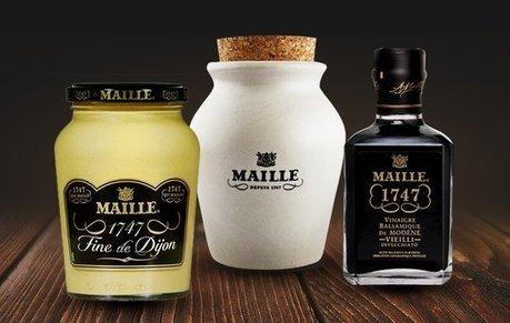 Maille passe à Table - Journal des Femmes - Cuisine - Journal des femmes | Gastronomie Française 2.0 | Scoop.it