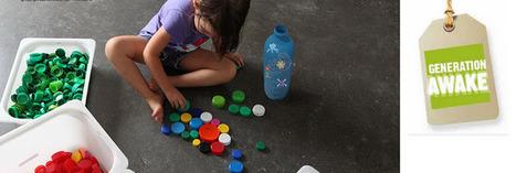 Un jeu pour enfants qui recycle les bouchons | Communication non-violente et pédagogie active | Scoop.it