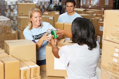 SageVoice: Why Paying Your Employees To Volunteer Pays Off | Operations Management | Scoop.it