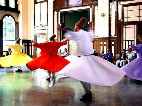 Myth and Creativity: The Role of the Artist and the Sufi Tradition | Terpsichore Muses | Scoop.it