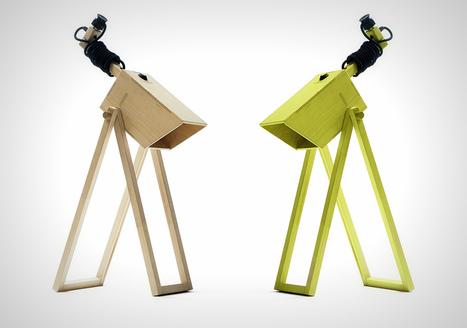 A LAMP FOR THE PET-LOVER | L'Etablisienne, un atelier pour créer, fabriquer, rénover, personnaliser... | Scoop.it
