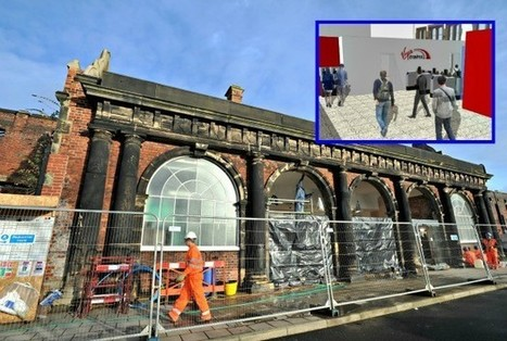 3rd Jan: £1m revamp for Stoke train station, new entrance for north-bound passengers | Stoke-on-Trent & North Staffordshire | Scoop.it