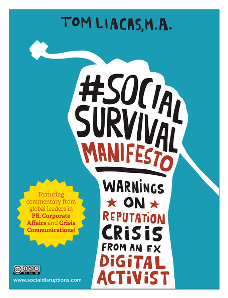 1st Principle of the Social Survival Manifesto | Social Media Today | TalentCircles | Scoop.it