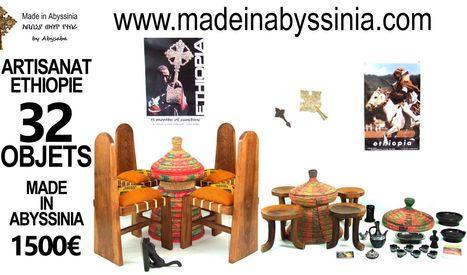 Made in Abyssinia - Accueil #Éthiopie #MadeinAbyssinia | Corne Éthiopie Économie Business | Scoop.it