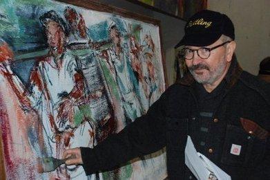 Un artiste libéré - Sud Ouest | Expressionnisme en peinture et sculpture | Scoop.it