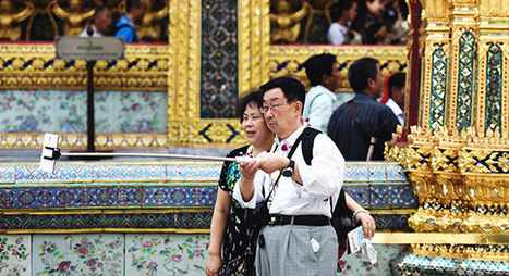 Guide to Becoming a Chinese Tourist | The World of Chinese | What Fascinates Me About China | Scoop.it