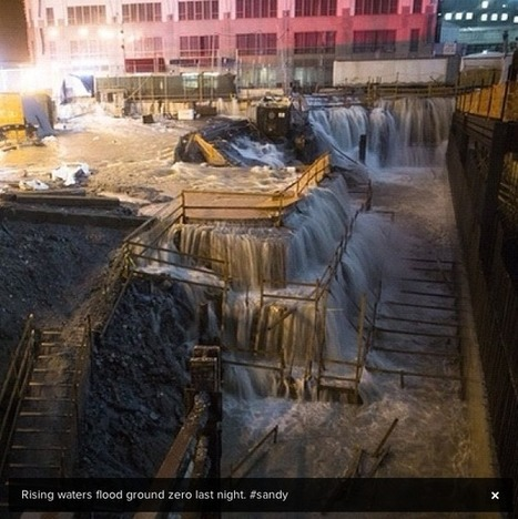 Superstorm Sandy Speaks to Preparedness for Climate Disruption | Sustain Our Earth | Scoop.it