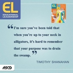 Some Information on Informational Texts for School Leaders | ASCD Inservice @ReadingShanahan | Students with dyslexia & ADHD in independent and public schools | Scoop.it