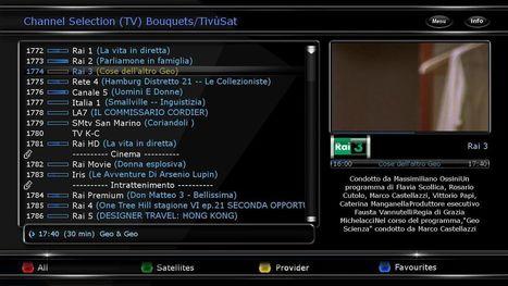 OE2.0 TSimage v 2.0 For DM7020HD 10/10/2012 | دريم بوكس | Scoop.it