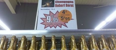 Un champagne à 5,95 € chez un Leclerc d'Ille-et-Vilaine | Articles Vins | Scoop.it