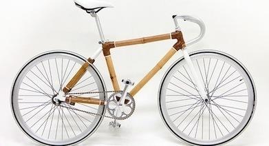Les vélos en bambou, des bicyclettes 100% naturelles - RSE Magazine | 2 ROUES ET MOI | Scoop.it