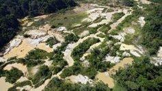 Les chiffres sur l'orpaillage illégal rendus publics | La Guyane | Scoop.it