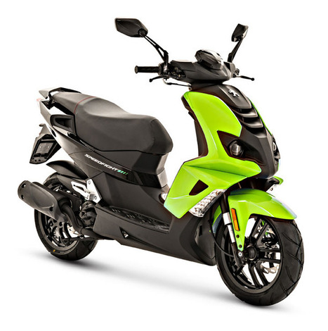 New Peugeot Speedfight 4 | Motorcycle Industry News | Scoop.it