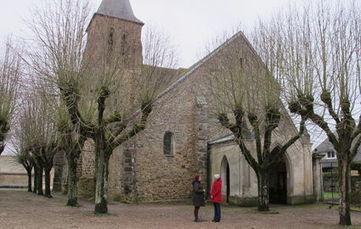 Saccage d'une église à Bruyères-le-Châtel | L'observateur du patrimoine | Scoop.it