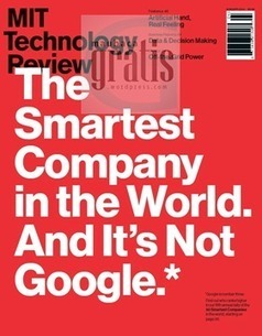 MIT Technology Review - April 2014 | eMagazines Direct Download | Scoop.it