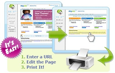 PrintWhatYouLike - Save paper & ink printing only what you want | Daring Gadgets, QR Codes, Apps, Tools, & Displays | Scoop.it