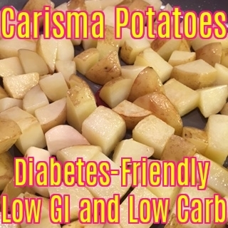 Carisma Potatoes - Low GI for Diabetics | Best Easy Recipes | Scoop.it