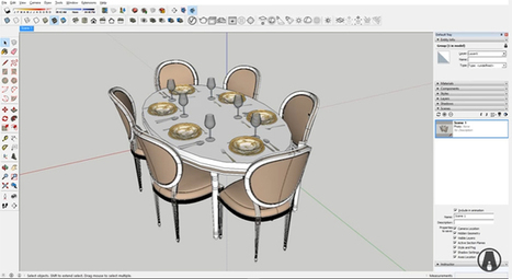 Vray 3.4 for Sketchup Preview | V-Ray for SketchUp Toolbar | Sketchup Style | Scoop.it