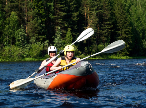 Capitol Hill Urgent Care Clinics Share Tips on Preparing for Paddling | US Health Works - Seattle (Denny) | Scoop.it