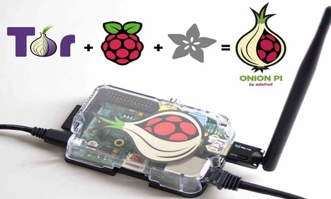 How To Make Your Own TOR Proxy Router With A Raspberry Pi | Raspberry Pi | Scoop.it