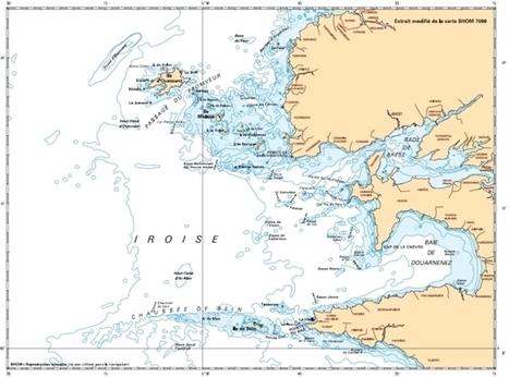 Le Shom ouvre la commercialisation en ligne de ses ouvrages nautiques en PDF   classement interne brest   Scoop.it