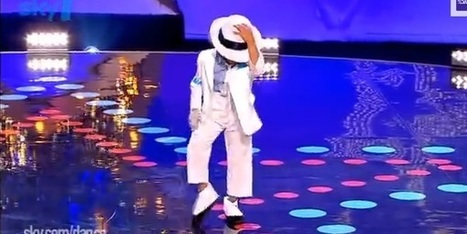 """They Call This Kid """"Mini King of Pop"""" Because of His Dance 