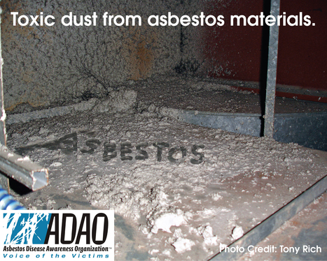 AUS NEWS: Renovators must leave asbestos to experts | Asbestos and Mesothelioma World News | Scoop.it