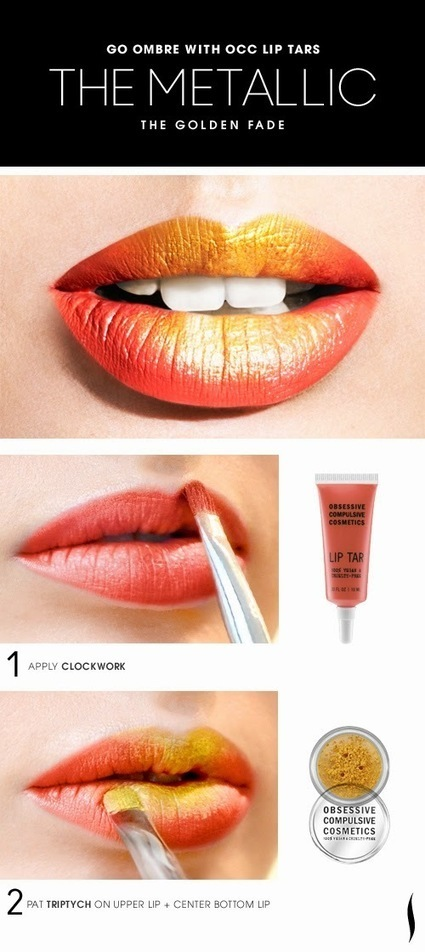 10 Easy Ways To Make Your Lips Look Perfect | My Favorite Things | Hairstyle Tutorials | Scoop.it