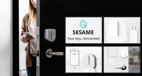 The Sesame: replace your keys with smartphone | Stock News Desk | Scoop.it