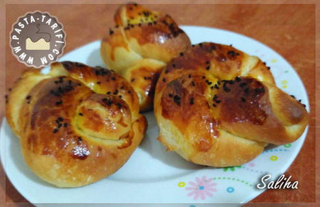 Pastane Poğaçası Tarifi | Poğaça Tarifleri - Börek Tarifleri | Scoop.it