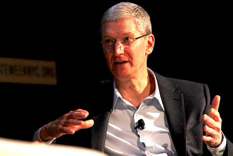 Apple CEO, Tim Cook, to give away Fortune. | This Gives Me Hope | Scoop.it