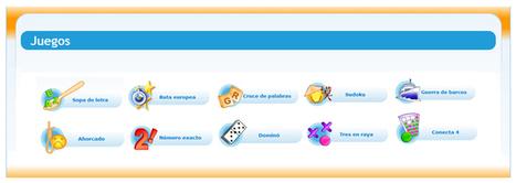Discapnet: Juegos Educativos | Recursos educativos abiertos para la Diversidad e Inclusión | Scoop.it