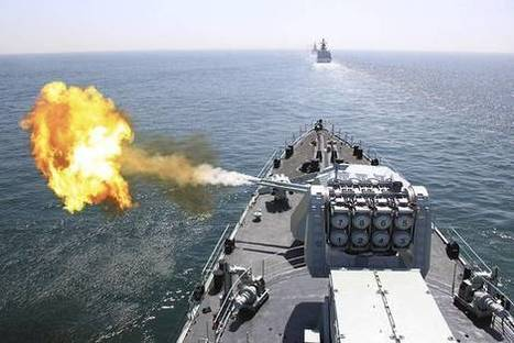 China, Russia Plan Naval Drills in South China Sea | EconMatters | Scoop.it
