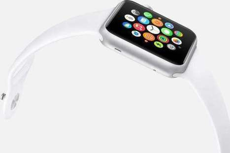 Apple Watch to Feature Apps For Facebook, Pinterest, Yahoo News | Web & Graphic Design - Inspirational resources and tips!!! | Scoop.it