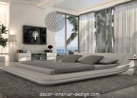Bedroom interior design   Interesting   Scoop.it