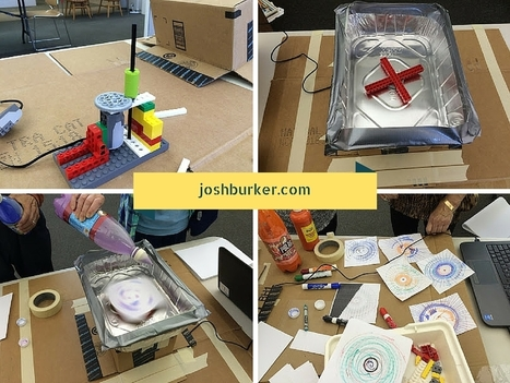 Maker Book Review: Invent to Learn Guide to Fun | idevices for special needs | Scoop.it
