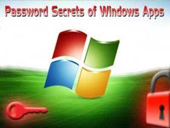 Password Secrets of Popular Windows Applications | Must Read Security Ressources | Scoop.it