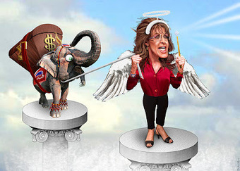 Sarah Palin Calls for Democrats to Play Nice. Who Can Take Her Seriously? Not Jon Stewart | Daily Crew | Scoop.it