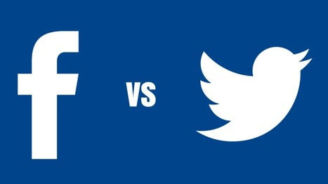 Facebook Vs Twitter: Where Should You Invest For More ROI?! | COMMUNITY MANAGEMENT - CM2 | Scoop.it