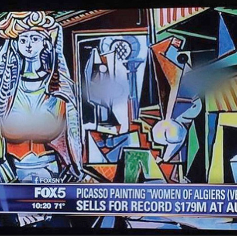 Why did Fox blur out Picasso's naughty bits? | Ethics | Scoop.it
