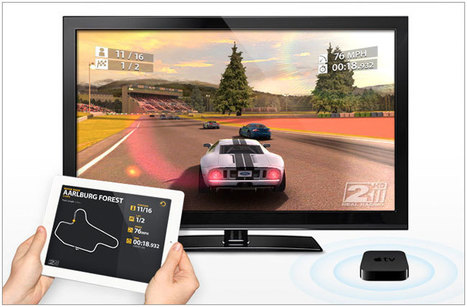 Real Racing 2 HD Will Work With Your Apple TV With AirPlay » Geeky Gadgets | Technology and Gadgets | Scoop.it