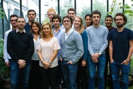 #WineTech : La startup Les Grappes annonce une levée de fonds de 700 000 euros - Maddyness   Actualités des Start-ups   Scoop.it
