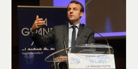 À La Grande Motte, Emmanuel Macron déclare sa flamme aux petites villes | Actualité des collectivités locales - Réforme de l'Etat | Scoop.it