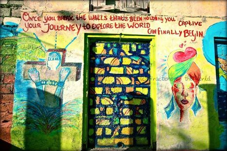 Breaking the walls | Fractions of the world Travel blog | Scoop.it