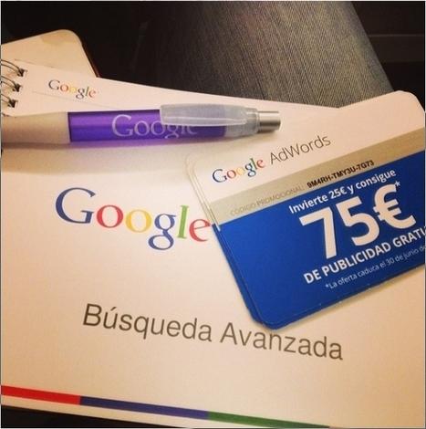 Mi experiencia en Google AdWords Academies | Marketing online | Scoop.it