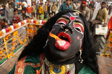 Maha Kumbh Mela | From Boston newspaper | photography | Scoop.it