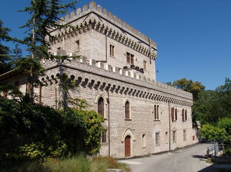 Live the History in Le Marche: Villa Fontalba - Cagli | Le Marche Properties and Accommodation | Scoop.it