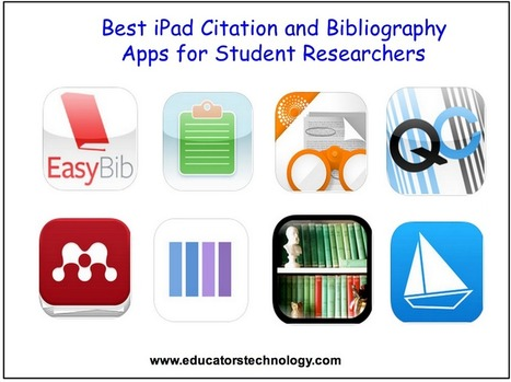 The Best Citation and Bibliography Apps for Stu... | HCS Learning Commons Newsletter | Scoop.it