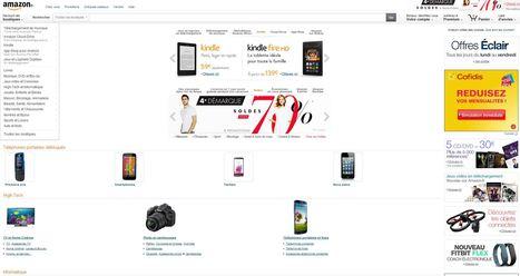 Quels sont les ténors du e-commerce les plus rapides ? | Place de marché Mag #MarketPlace | Scoop.it