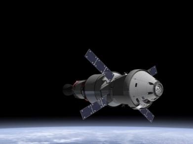 La capsule Orion a décollé pour son vol d'essai | Science Actualités | Scoop.it